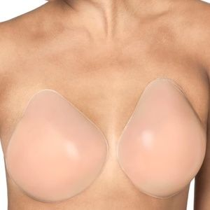 Nordstrom adhesive push up silicone bra backless